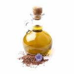 Obrazek olej lniany