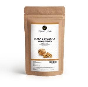mąka z orzecha włoskiego